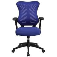 Flash Furniture BLZP806BL Mesh Office Chair, Blue