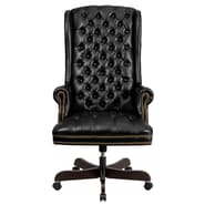 Flash Furniture CI360 LeatherSoft Traditional Executive Chair