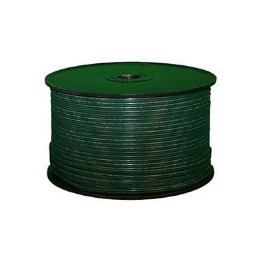 Queens of Christmas SPT-1 Zipcord Wire; Green