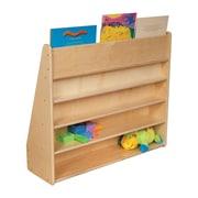 Wood Designs Book Display Stand; Natural