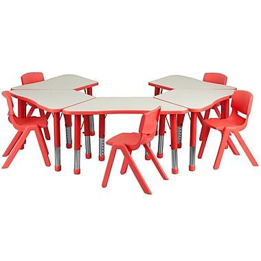 Flash Furniture YU09135TRPTBLRD 21