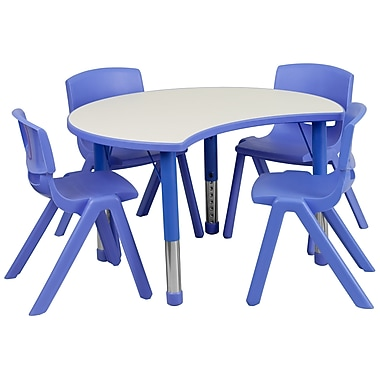 Flash Furniture YU09334CIRTBLBL 25.13