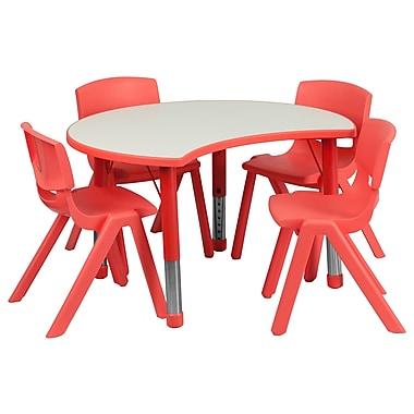 Flash Furniture YU09334CIRTBLRD 25.13