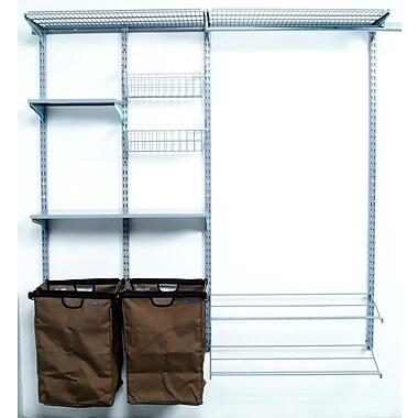 Storability 1750 Garment Storage System, Gray