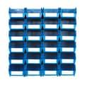 LocBin 3-220 Wall Storage Medium Bins