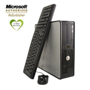 Refurbished Dell Optilex 755 small form factor PC 80gb HDD, 2gb RAM, Intel PentiumD 1.60Ghz, Window7