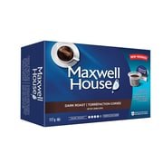 Kraft Pod Maxwell House Dark Roast Blend, 12/Pack
