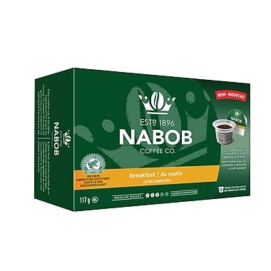 Kraft Pod Nabob Breakfast Blend, 12/Pack