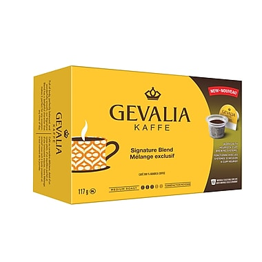 Kraft Pod Gevalia Signature Blend, 12/Pack