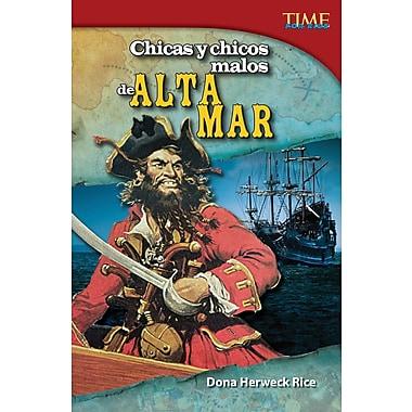 Chicas y chicos malos de alta mar (Bad Guys and Gals on the High Seas) Spanish Version