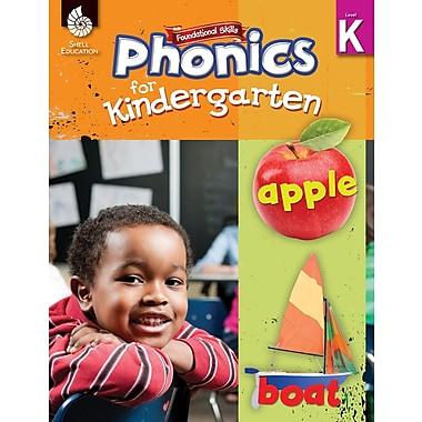 Foundational Skills: Phonics for Kindergarten