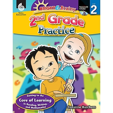 Bright & Brainy: 2nd Grade Practice