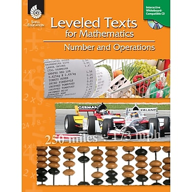 Leveled Texts for Mathematics: Number and Operations