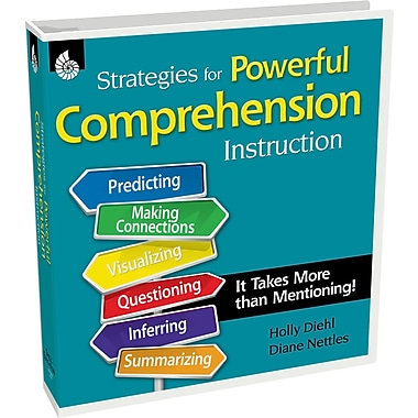 Strategies for Powerful Comprehension Instruction: It Takes More Than Mentioning!