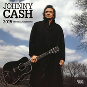 Browntrout Publishers 12 x 12 Johnny Cash Wall Calendar