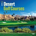 Browntrout Publishers 12in. x 12in. Desert Golf Courses Wall Calendar