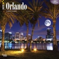 Browntrout Publishers 12in. x 12in. Orlando Wall Calendar