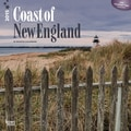 Browntrout Publishers 12in. x 12in. Coast of New England Wall Calendar