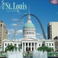 Browntrout Publishers 12in. x 12in. St. Louis Wall Calendar