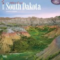 Browntrout Publishers 12in. x 12in. Wild & Scenic South Dakota Wall Calendar