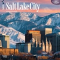 Browntrout Publishers 12in. x 12in. Salt Lake City Wall Calendar
