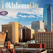 Browntrout Publishers 12 x 12 Oklahoma City Wall Calendar