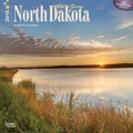 Browntrout Publishers 12in. x 12in. Wild & Scenic North Dakota Wall Calendar