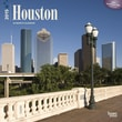"""Browntrout Publishers 12"""" x 12"""" Houston Wall Calendar"""