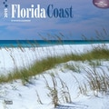 Browntrout Publishers 12in. x 12in. Florida Coast Wall Calendar