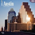 Browntrout Publishers 12in. x 12in. Austin Wall Calendar