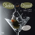 Browntrout Publishers 12in. x 12in. Shaken Not Stirred Wall Calendar