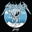 """Browntrout Publishers 12"""" x 12"""" Metallica Wall Calendar"""