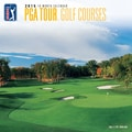 Browntrout Publishers 12in. x 12in. PGA TOUR Golf Courses Wall Calendar