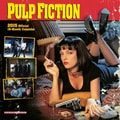 Browntrout Publishers 12in. x 12in. Tarantino Pulp Fiction Wall Calendar