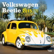 """Browntrout Publishers 12"""" x 12"""" Volkswagen Beetle Wall Calendar"""