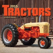"""Browntrout Publishers 12"""" x 12"""" Tractors Wall Calendar"""