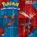 Browntrout Publishers 12in. x 12in. Pokemon Wall Calendar