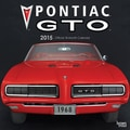 Browntrout Publishers 12in. x 12in. Pontiac GTO Wall Calendar