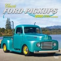 Browntrout Publishers 12in. x 12in. Classic Ford Pickups Wall Calendar