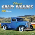 Browntrout Publishers 12in. x 12in. Classic Chevy Pickups Wall Calendar