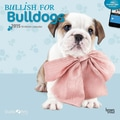 Browntrout Publishers 12in. x 12in. Myrna Bullish for Bulldogs Wall Calendar