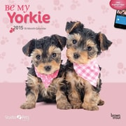 Browntrout Publishers 12 x 12 Myrna Be My Yorkie Wall Calendar