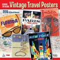 Browntrout Publishers 12in. x 12in. Across the Globe - Vintage Travel Posters Wall Calendar