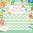 Browntrout Publishers 12in. x 12in. Mum's Make-A-Note Family Organiser Wall Calendar
