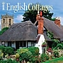 Browntrout Publishers 12 x 12 English Cottages Wall