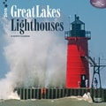 Browntrout Publishers 12in. x 12in. Great Lakes Lighthouses Wall Calendar