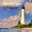 "Browntrout Publishers 12"" x 12"" Atlantic Coast Lighthouses Wall Calendar"