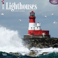 Browntrout Publishers 12in. x 12in. Lighthouses Wall Calendar