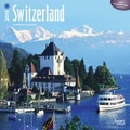 Browntrout Publishers 12in. x 12in. Switzerland Wall Calendar