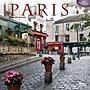 Browntrout Publishers 12 x 12 Paris Wall Calendar